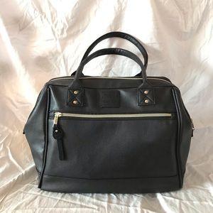 Anello Boston PU Shoulder Bag